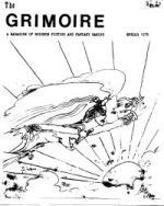 The Grimoire #1 Cover